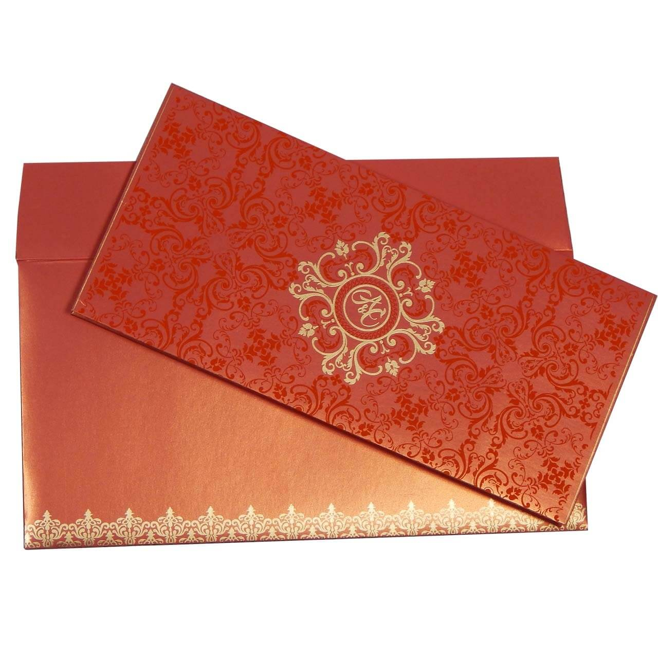 SIKH WEDDING CARDS T3-1113 Full View