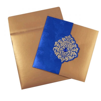 Sikh Wedding Cards T3-1719 Full View