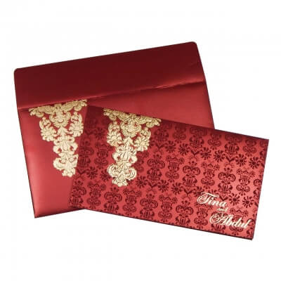 ALL INVITATIONS W-1045 Full View