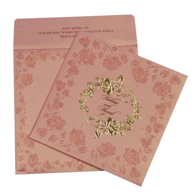 Sikh Wedding Cards T3-215 Full View