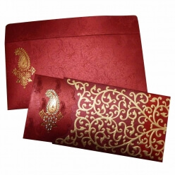 Sikh Wedding Cards T3-1233 Full View