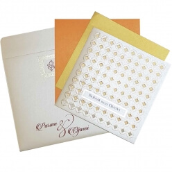 Christian Wedding Cards T5-230 Full View