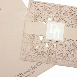Sikh Wedding Cards T4-901 Full View