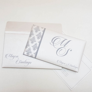 Christian Wedding Cards T4-283 Full View