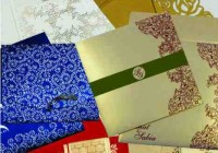 Role of Wedding cards in an Indian Wedding