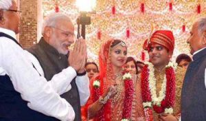 Lalu's Daughter & Mulayam's Grandson Tied the Knot