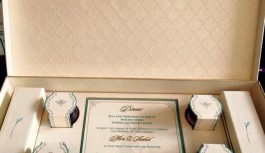 Wedding Date and Picture of Shahid Kapoor's Wedding Card Revealed