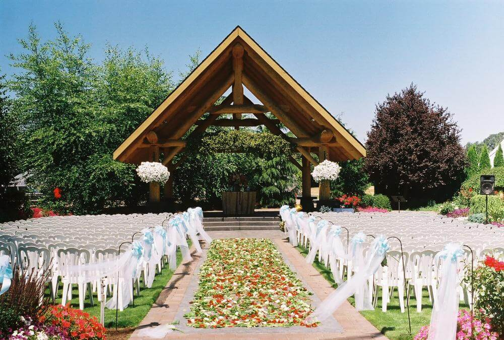 Outdoor Wedding Venues: A Perfect Wedding Venue Is A Sign Of Perfect Wedding