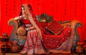 Elegance of Red Color & its Significance for Indian Brides