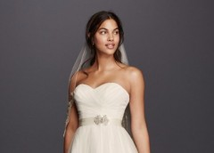 Detailed Guidelines about Wedding Dress Necklines