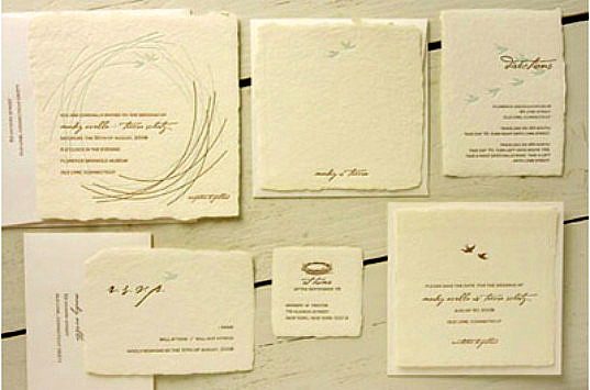 choose eco-friendly wedding invitations to protect the environment, Wedding invitations