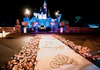 What is your idea of a Disney fairy tale wedding?