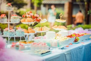 wedding food menu ideas