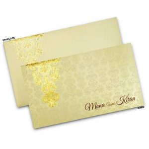 Premium Hindu Wedding Card