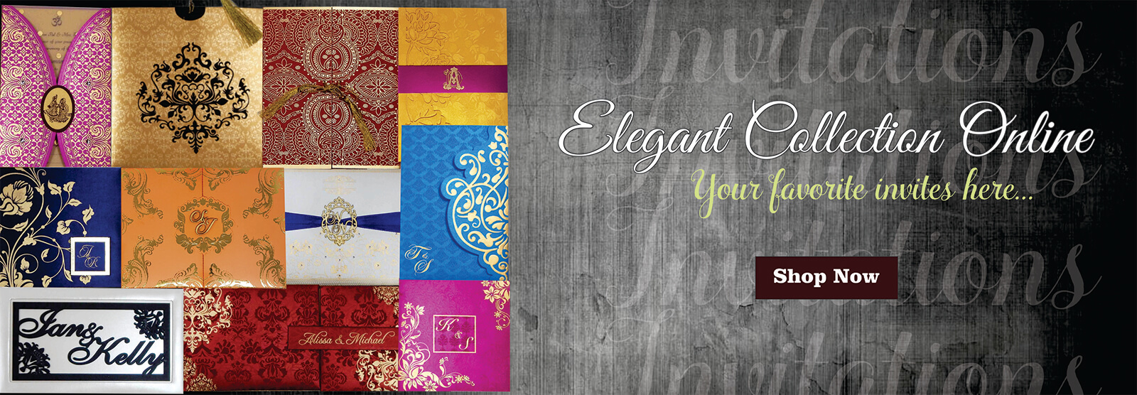 Wedding Invitation Cards Buy Online: Buy Indian Wedding Invitations