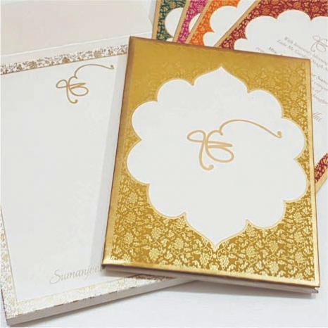 Indian Wedding Cards | Modern Indian Wedding Invitations