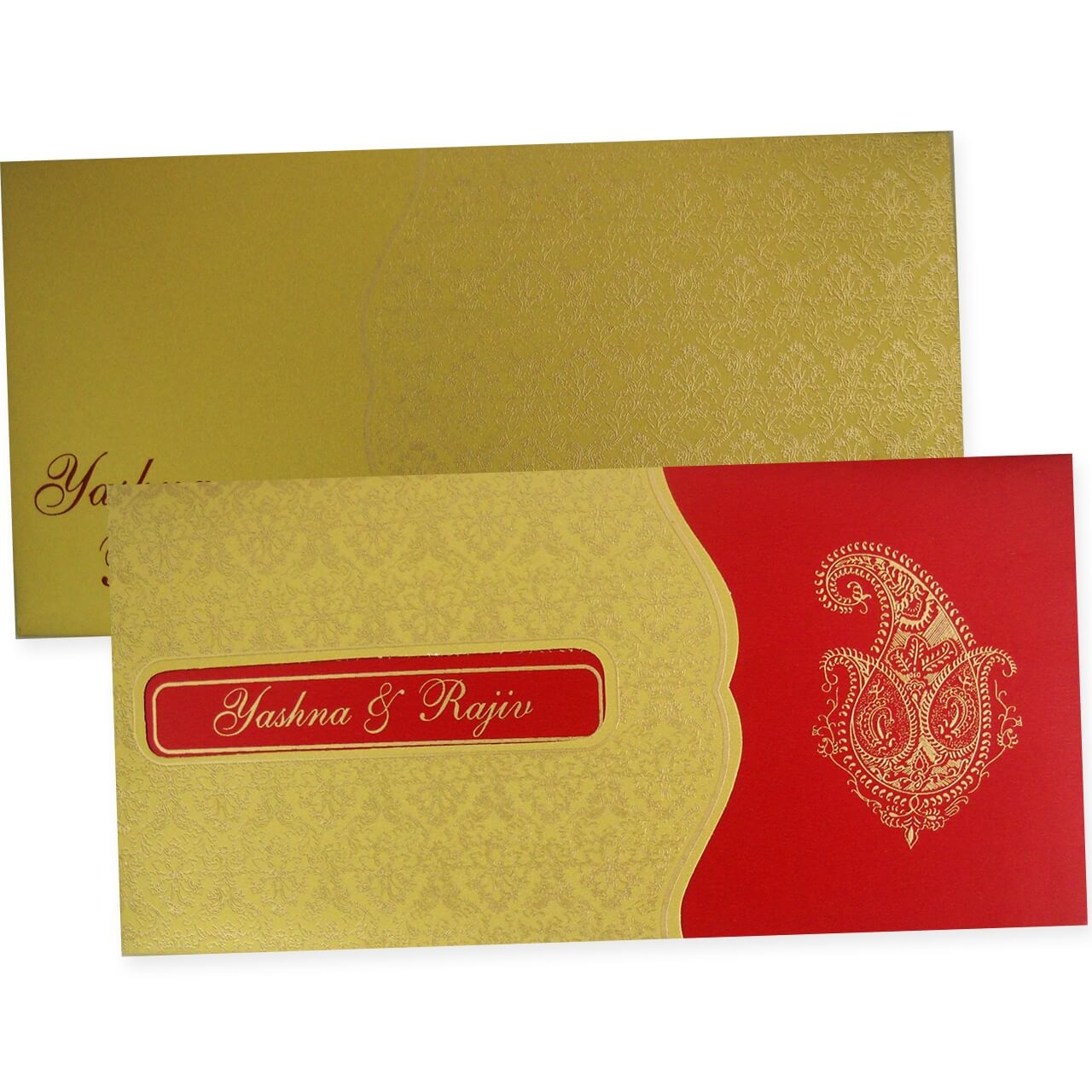 The Wedding Cards Online – Hindu Wedding Invitation Cards Designs