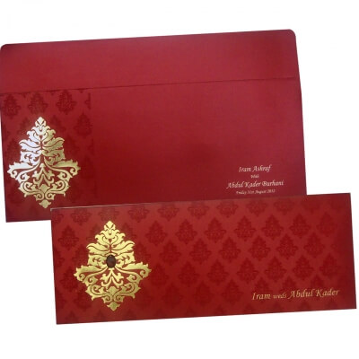 These Cards Make Invitees To Have The First Glimpse Of Marriage Therefore Should Be Unique And Must Reflect Magnificence Nuptial