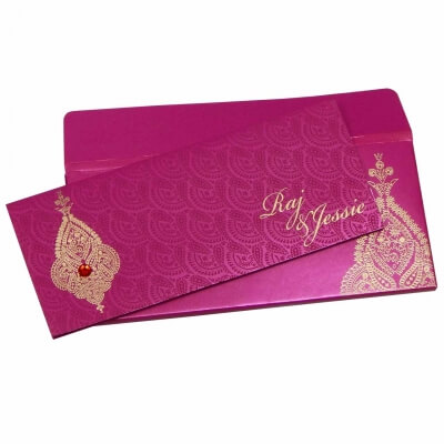 indian wedding card freepik