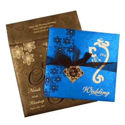 hindu wedding cards pdf