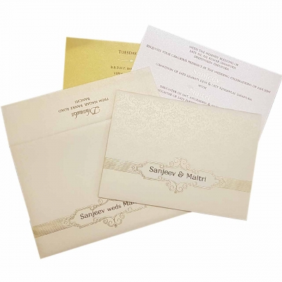 hindu wedding card writing format