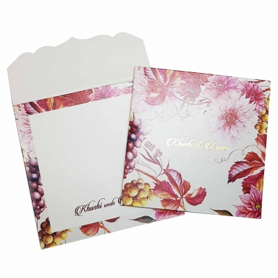 muslim wedding cards cheap