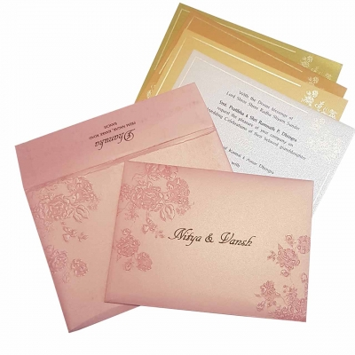 sikh wedding card matter for daughter