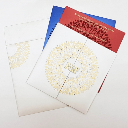 indian wedding cards and boxes