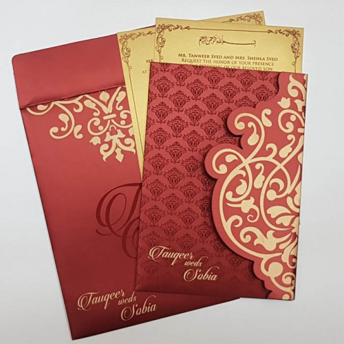 indian wedding card content