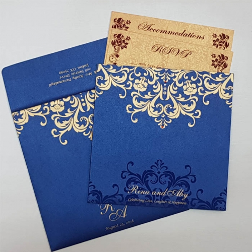 muslim wedding card printing