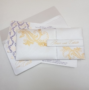 Christian Wedding Cards T4-1144 Full View